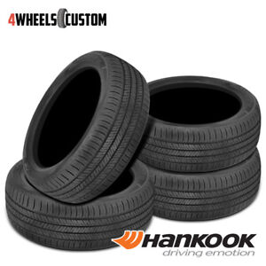 4 X New Hankook Kinergy Gt H436 215 55 17 94v All season Performance Tire