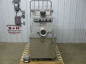 Hobart Mg1532 Heavy Duty Commercial Grocery Store Butcher Shop Mixer Grinder 32