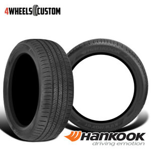 2 X New Hankook Kinergy Gt H436 215 55 17 94v All season Performance Tire