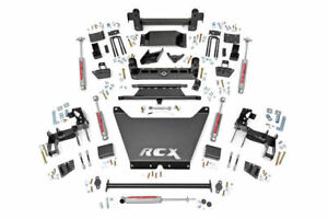Rough Country 6 Lift Kit 95 04 Chevy S10 Blazer 4wd