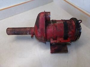 Farmall Super M Louisville Tractor Air Breather