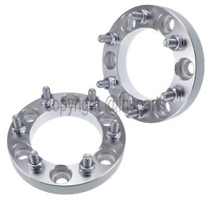 2 1 Wheel Spacers 6x5 5 6x139 7 For Toyota Tacoma 4runner 6lug Only 25mm
