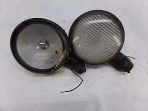 Case Sc Serial 5418465 Tractor Lights