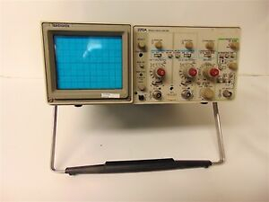 Tektronix 2213a 60mhz Oscilloscope Good Working Condition S3655