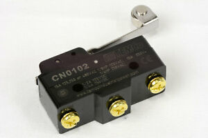 Temco Heavy Duty 15a Micro Limit Switch Roller Lever Arm Spdt Snap Action Home