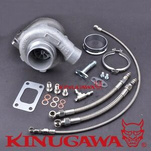 Garrett Ball Bearing Turbocharger Gtx3067r 700177 47 W T3 10 Cm 73 Install Kit