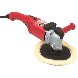 Polisher Electronic 7in 0 2800rpm 5540