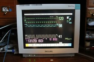 Philips Intellivue Mp70 Anesthesia Monitor W M3001a Module W opta01c06 tested