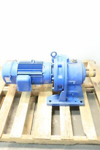 Sm cyclo Tc f fb 5b Cyclo 6000 Gearmotor 12 2rpm 5hp 230 460v ac