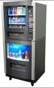 Beverage Snack Combo Vending Machine Model Rs 800 850 Local Pickup Only