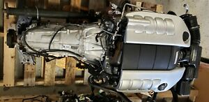 2008 Pontiac G8 L76 Ls2 Engine With Six Speed Auto Transmission 96k Free Ship