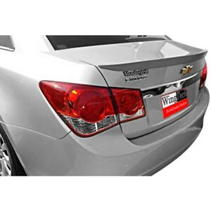 Wingtech Abs 306 Factory Style Spoiler Non Lighted 2011 2015 Chevrolet Cruze