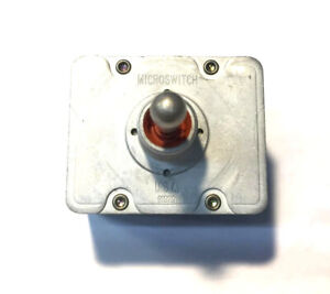 Honeywell Microswitch On off on Toggle Switch 4tl1 1 Ms24525 21