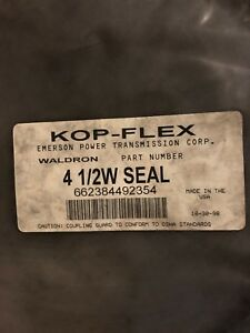 Kop flex Seal 1966704 4 1 2w Seal Made In Usa