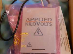 applied Kilovolts Power Supply 24v Hp005paa025 Mass Spectrometry