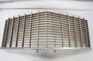 1969 70 Cadillac Deville Grill Oem Used ra12