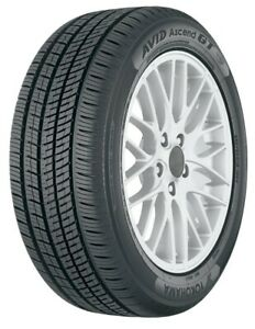 2 New Yokohama Avid Ascend Gt 195 65r15 Tires 1956515 195 65 15