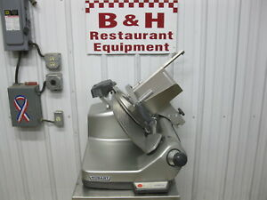 Hobart 3813 Heavy Duty Manual Food Meat Cheese Deli Slicer