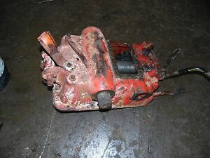International 434 Tractor Top Cover With Hydraulic