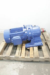 Sm cyclo Chhms20 6185yc es 21 Gearmotor 83 3rpm 3ph 20hp