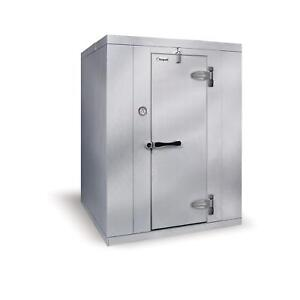 Kolpak Kf7 1006 fr Kold front 10 X 6 X 7 5 H Indoor Walk in Freezer