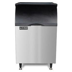 Ice o matic B55ps 510lb Storage Capacity Ice Bin For Top mounted Ice Machines