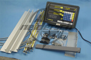 3 Axis Digital Readout For Milling Lathe Machine With Precision Linear Scale 4