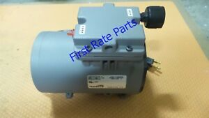 Thomas 617ca22 Piston Air Compressor Vacuum Pump 1 8 Hp 5z646 115vac Beverage