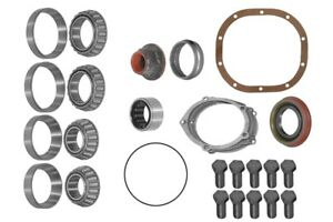 Complete Ring Pinion Installation Kit 8 Rear End W Auburn Differential