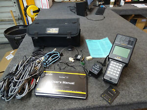 Sunrise Telecom Sunset T1 Handheld Communication Analyzer Test Set W Accs
