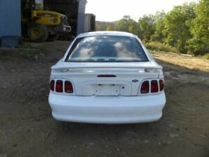 Trunk Hatch Tailgate With Spoiler Fits 94 98 Mustang Gt