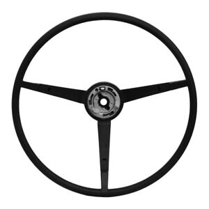 Steering Wheel Standard Black 1965 1966 Mustang