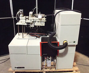 Perkin Elmer Model 2100 Atomic Absorption Spectrophotometer Hga700 S2720x