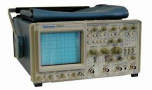 Tektronix 2465a 4 Channel 350 Mhz Oscilloscope