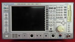 Rohde Schwarz Fsiq7 Spectrum Analyzer 20 Hz To 7 Ghz