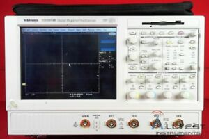 Tektronix Tds5054b Oscilloscope 500mhz 4 channel 5gs s