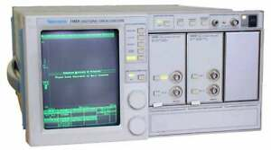 Tektronix 11401 500 Mhz Programmable Digitizing Oscilloscope