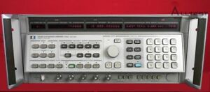 Hp Agilent Keysight 8340b Synthesized Sweeper 10 Mhz To 26 5 Ghz
