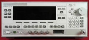 Hp Agilent 83623b Synthesized Signal Generator 10mhz To 20ghz