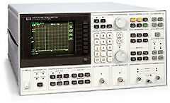 Hp Agilent Keysight 3563a Dual Channel Dynamic Signal Analyzer