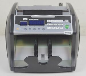 Royal Sovereign Rbc 1003bk Bill Counter Used Tested Working Missing Parts