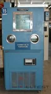 Thermotron S 8 Environmental Test Chamber 68c To 177c Id 24 x24 x24