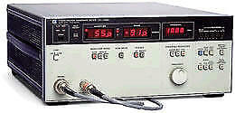 Hp Agilent Keysight 4193a probe Vector Impedance Meter 0 4 To 110mhz