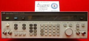 Hp Agilent keysight 8642a 001 Synthesized Signal Generator