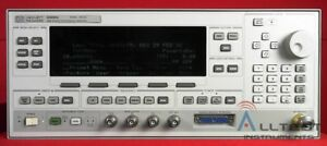 Agilent Keysight 83650a 001 002 008 Synthesized Signal Generator 0247