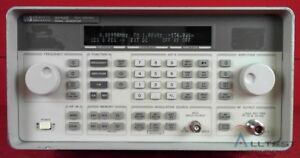 Hp agilent 8648b 1e5 Synthesized Signal Generator 9 Khz To 2000 Mhz