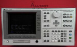 Hp Agilent Keysight 4155a Semiconductor Parameter Analyzer