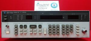 Hp Agilent Keysight 8656a 001 Synthesized Signal Generator 0 1 To 990 Mhz