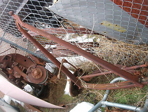 Ford Bb 1 5 Ton Truck Front Axle 1932