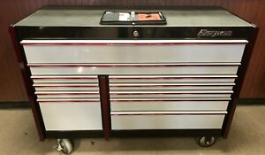 Snap On Krl722 54 11 Drawer Double bank Roll Cab excellent